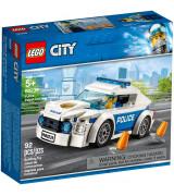 LEGO CITY Politseipatrulli auto
