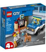 LEGO CITY Politseikoeraga üksus 60254