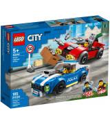 LEGO CITY Kinnipidamine kiirteel
