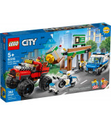 LEGO CITY Politsei hiigelveoki rööv  60245