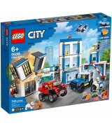 LEGO CITY Politseijaoskond 60246
