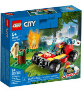 LEGO CITY Metsatulekahju 60247