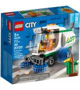 LEGO CITY Tänavapühkimisauto