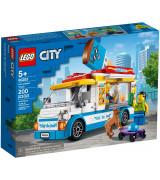LEGO CITY Jäätiseauto 60253