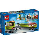 LEGO CITY Kiirpaadi transpordiveok 60254