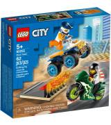 LEGO CITY Kaskadöörid 60255