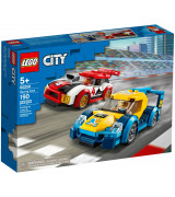 LEGO CITY Võidusõiduautod 60256