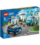 LEGO CITY Teenindusjaam 60257