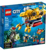 LEGO City Ookeani uurimise allveelaev 60264