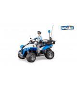 BRUDER Politsei ATV