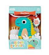 MGA LITTLE TIKES Wooden Critters puidust mänguasi ratastega Racer