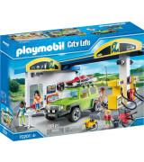 PLAYMOBIL City Life Bensiinijaam 70201