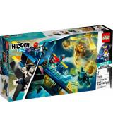 LEGO HIDDEN SIDE El Fuego trikilennuk 70429