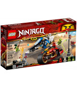LEGO NINJAGO Kai teravikratas ja Zane'i mootorsaan 70667