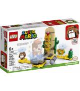 LEGO SUPER MARIO Kõrbe- Pokey laiendusrada 71363