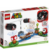 LEGO SUPER MARIO Boomer Billi rünnaku laienduskomplekt 71366