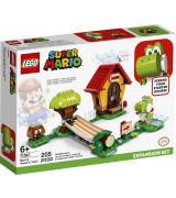 LEGO SUPER MARIO maja ja Yoshi laiendusrada 71367