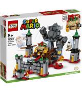 LEGO Super Mario Bowseri lossijuhi lahingu laiendusrada 71369