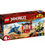 LEGO NINJAGO Tormihävitaja lahing 71703