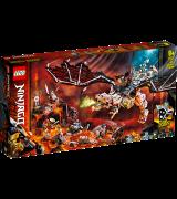 LEGO Ninjago Kolbavõluri draakon 71721