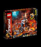 LEGO Ninjago Kolbavõluri koopad 71722