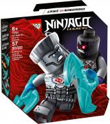 LEGO NINJAGO Eepiline lahingukomplekt – Zane vs. Nindroid 71731