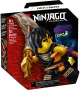 LEGO NINJAGO Eepiline lahingukomplekt – Cole vs. Kummitussõdalane 71733