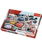 TREFL Pusle 70 Cars + marker