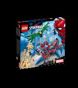 LEGO SUPER HEROES Spider-Mani ämblikroomik 76114
