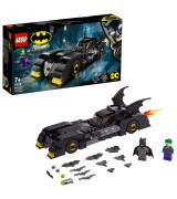 LEGO SUPER HEROES Batmobile™: Jokker™-i tagaajamine 76119
