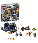 LEGO SUPER HEROES Tasujate kallaletung veoautole 76143