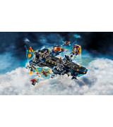 LEGO SUPER HEROES Tasujate kopterikandja 76153