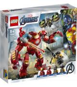 LEGO Super Heroes Iron Mani Hulkbuster versus A.I.M.-i agent 76164