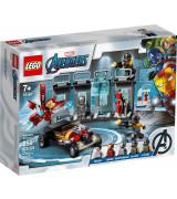 LEGO SUPER HEROES Iron Mani relvaladu 76167