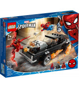 LEGO SUPER HEROES Spider-Man ja Ghost Rider vs. Carnage 76173