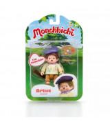 "SILVERLIT MONCHHICHI Kuju aksessuaariga ""Artus"", 7.5 cm"