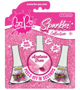 BO-PO Sparkles 3-pakk