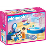 PLAYMOBIL DOLLHOUSE vannituba 70211