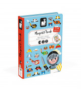 JANOD Magnetiline raamat (Poiste kostüümid)