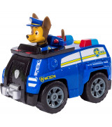 SPIN MASTER PAW PATROL Chase sõidukiga