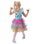 """RUBIES MY LITTLE PONY Kostüüm """"Rainbow Dash"""", S suurus"""