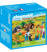 PLAYMOBIL Taluloomade aed