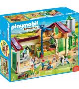 PLAYMOBIL Farm loomadega