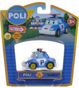"SILVERLIT POLI ROBOCAR Die cast sõiduk ""Poli"", 5 cm"