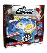 SILVERLIT Spinner M.A.D  Suur Lahingukomplekt