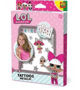 SES L.O.L. Tattoo (Metallic)