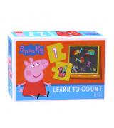BARBO TOYS Peppa Pig Õpi numbreid
