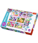 TREFL Pusle komplekt My Little Pony (10 in 1)