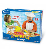 LEARNING RESOURCES Pretend & Play® Pagari komplekt