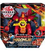 BAKUGAN Komplekt Dragonoid Maximus